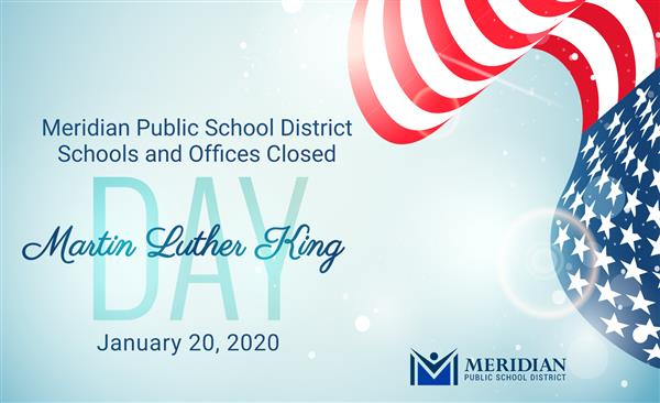 MPSD Schools Closed for MLK Day
